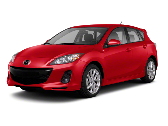 Velocity Red Mica/Black 2013 Mazda Mazda3 Pictures Mazda3 Wagon 5D SPEED I4 photos front view