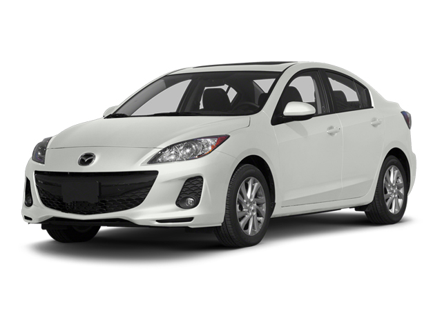 Crystal White Pearl Mica 2013 Mazda Mazda3 Pictures Mazda3 Sedan 4D i Touring I4 photos front view