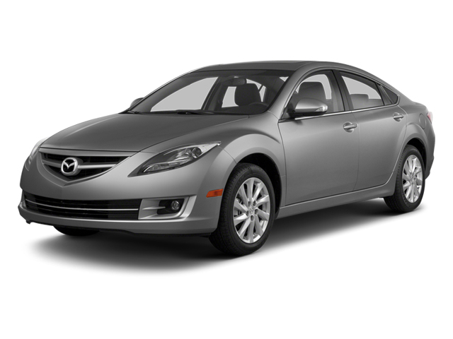 Ingot Silver 2013 Mazda Mazda6 Pictures Mazda6 Sedan 4D i Touring Plus photos front view