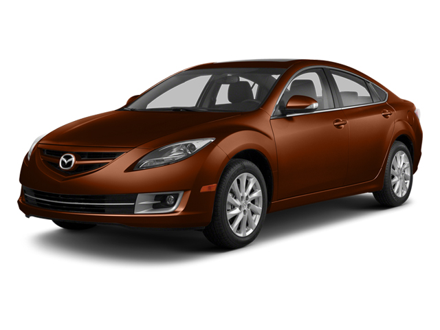 Autumn Bronze 2013 Mazda Mazda6 Pictures Mazda6 Sedan 4D i Touring Plus photos front view