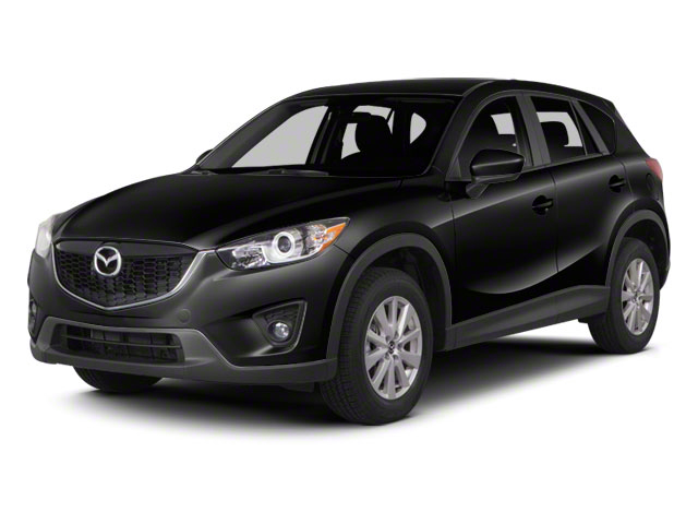 Black Mica 2013 Mazda CX-5 Pictures CX-5 Utility 4D Sport AWD photos front view