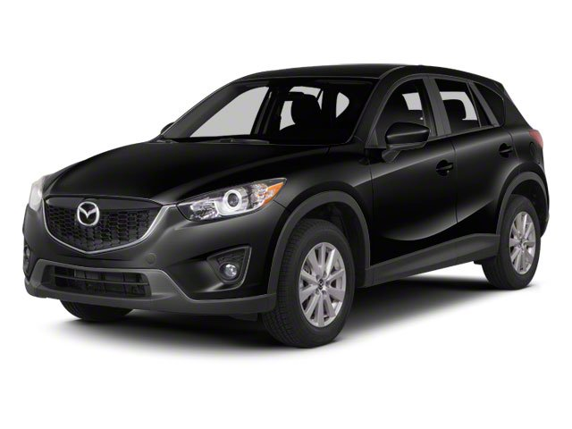 Black Mica 2013 Mazda CX-5 Pictures CX-5 Utility 4D Touring AWD photos front view