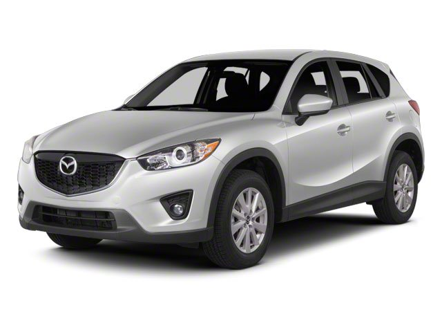 Crystal White Pearl 2013 Mazda CX-5 Pictures CX-5 Utility 4D Touring AWD photos front view