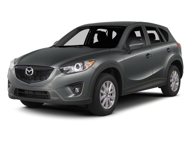 Metropolitan Gray Mica 2013 Mazda CX-5 Pictures CX-5 Utility 4D Touring AWD photos front view