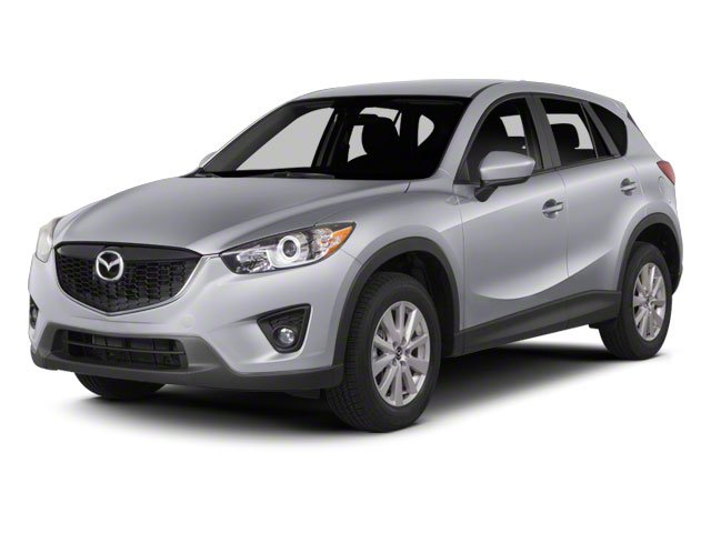 Liquid Silver Metallic 2013 Mazda CX-5 Pictures CX-5 Utility 4D GT 2WD photos front view