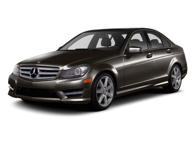 Dolomite Brown Metallic 2013 Mercedes-Benz C-Class Pictures C-Class Sport Sedan 4D C250 photos front view