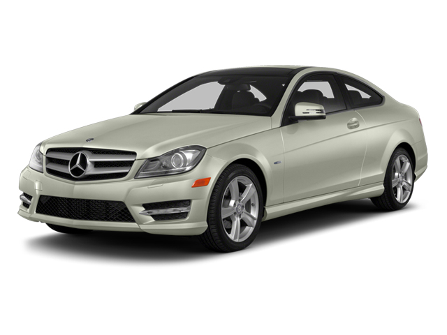 Iridium Silver Metallic 2013 Mercedes-Benz C-Class Pictures C-Class Coupe 2D C250 photos front view