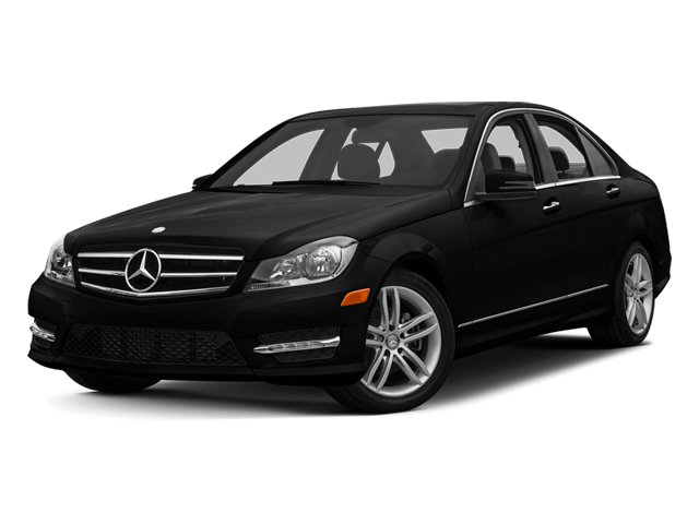 Magnetite Black Metallic 2013 Mercedes-Benz C-Class Pictures C-Class Sedan 4D C250 photos front view