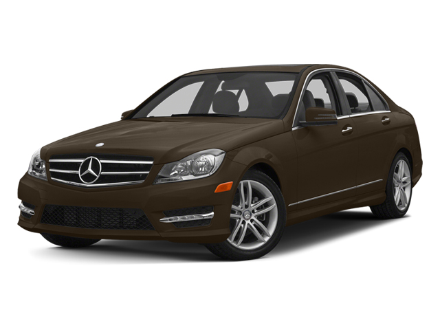 Dolomite Brown Metallic 2013 Mercedes-Benz C-Class Pictures C-Class Sedan 4D C250 photos front view
