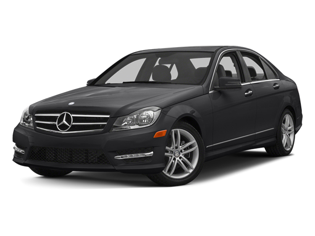 Steel Grey Metallic 2013 Mercedes-Benz C-Class Pictures C-Class Sedan 4D C250 photos front view