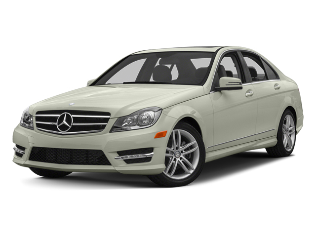 Iridium Silver Metallic 2013 Mercedes-Benz C-Class Pictures C-Class Sedan 4D C250 photos front view