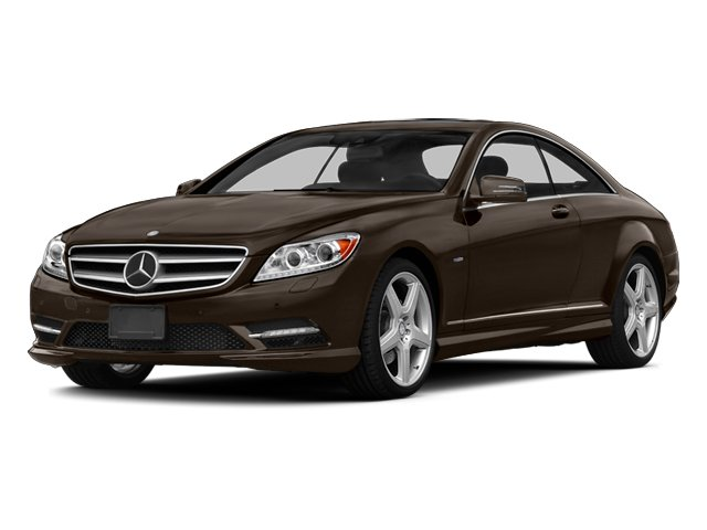 designo Mocha Black Metallic 2013 Mercedes-Benz CL-Class Pictures CL-Class Coupe 2D CL600 photos front view