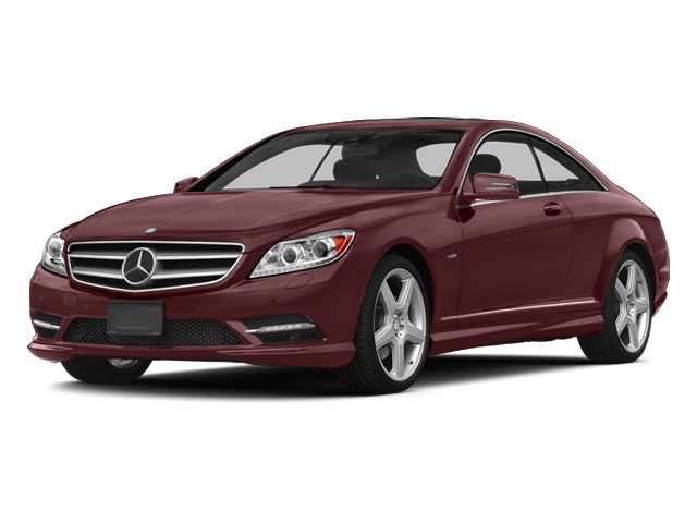 designo Mystic Red Metallic 2013 Mercedes-Benz CL-Class Pictures CL-Class Coupe 2D CL63 AMG photos front view