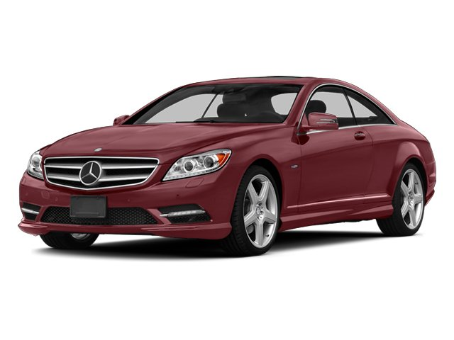 designo Mauritius Red Metallic 2013 Mercedes-Benz CL-Class Pictures CL-Class Coupe 2D CL600 photos front view