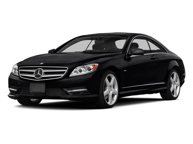 Black 2013 Mercedes-Benz CL-Class Pictures CL-Class Coupe 2D CL600 photos front view