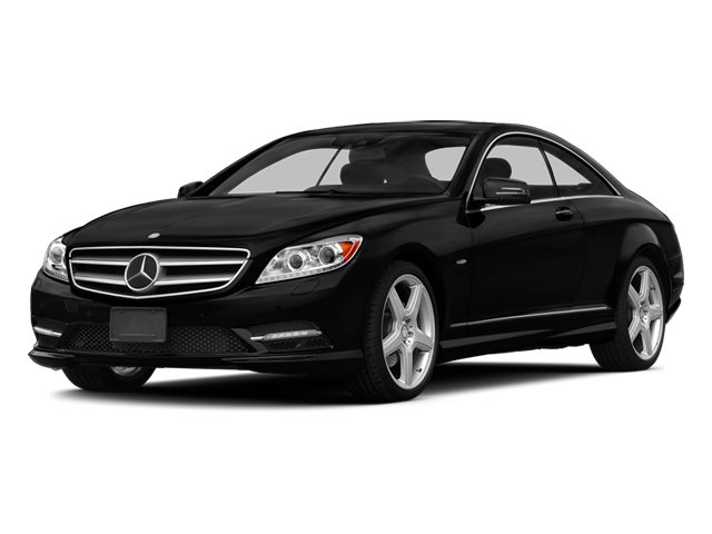 Magnetite Black Metallic 2013 Mercedes-Benz CL-Class Pictures CL-Class Coupe 2D CL63 AMG photos front view