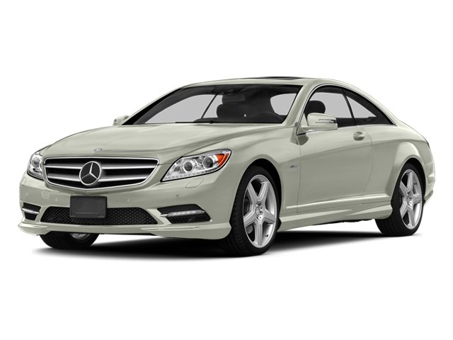 Iridium Silver Metallic 2013 Mercedes-Benz CL-Class Pictures CL-Class Coupe 2D CL600 photos front view