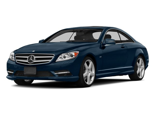 Lunar Blue Metallic 2013 Mercedes-Benz CL-Class Pictures CL-Class Coupe 2D CL600 photos front view