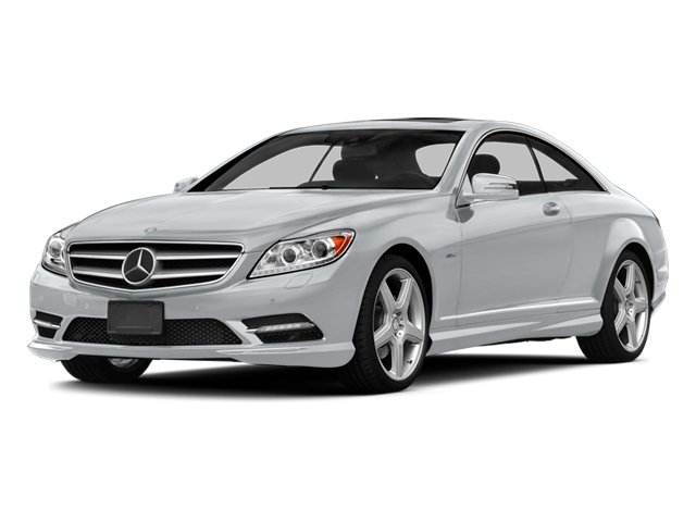 Diamond Silver 2013 Mercedes-Benz CL-Class Pictures CL-Class Coupe 2D CL63 AMG photos front view