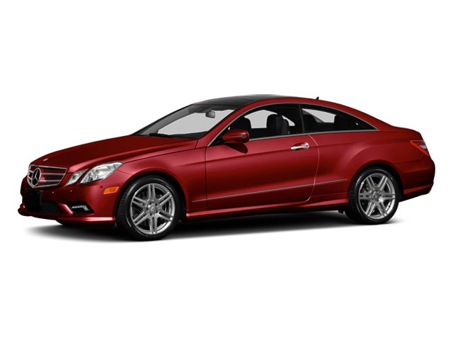 Mars Red 2013 Mercedes-Benz E-Class Pictures E-Class Coupe 2D E550 photos front view