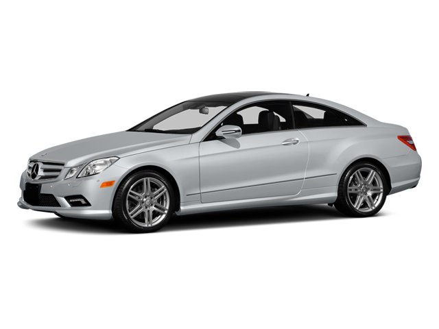 Diamond Silver Metallic 2013 Mercedes-Benz E-Class Pictures E-Class Coupe 2D E550 photos front view