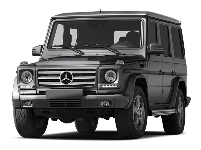 Flint Grey Metallic 2013 Mercedes-Benz G-Class Pictures G-Class 4 Door Utility 4Matic photos front view