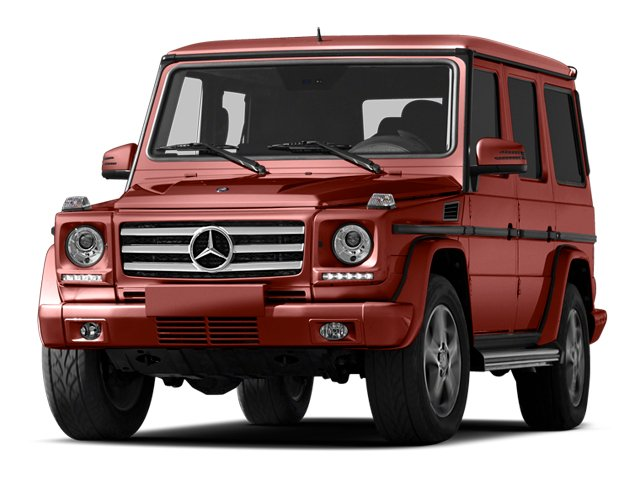 Storm Red 2013 Mercedes-Benz G-Class Pictures G-Class 4 Door Utility 4Matic photos front view