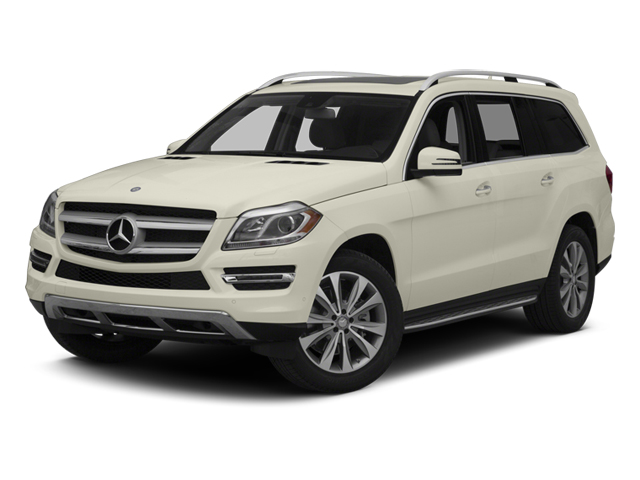 Diamond White Metallic 2013 Mercedes-Benz GL-Class Pictures GL-Class Utility 4D GL450 4WD photos front view