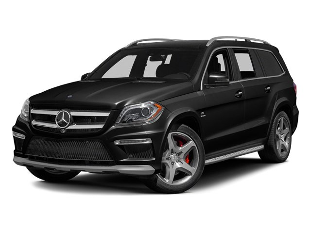 Obsidian Black Metallic 2013 Mercedes-Benz GL-Class Pictures GL-Class Utility 4D GL63 AMG 4WD photos front view