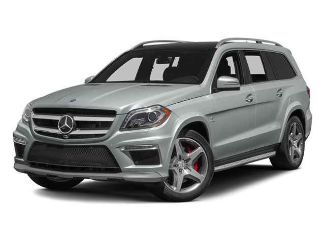Iridium Silver Metallic 2013 Mercedes-Benz GL-Class Pictures GL-Class Utility 4D GL63 AMG 4WD photos front view