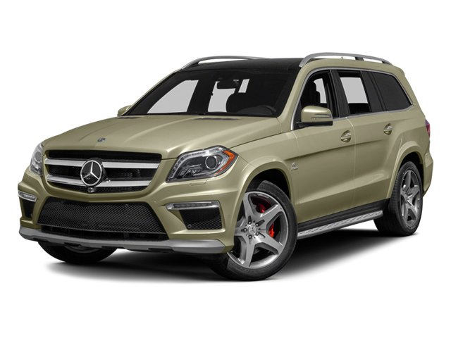 Pearl Beige Metallic 2013 Mercedes-Benz GL-Class Pictures GL-Class Utility 4D GL63 AMG 4WD photos front view