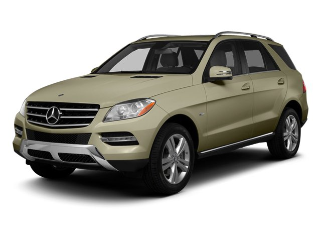 Pearl Beige Metallic 2013 Mercedes-Benz M-Class Pictures M-Class Utility 4D ML350 AWD photos front view