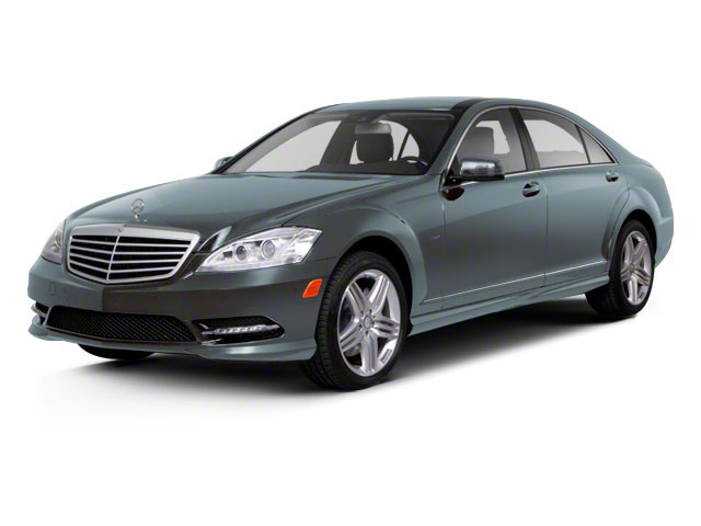 Andorite Grey Metallic 2013 Mercedes-Benz S-Class Pictures S-Class Sedan 4D S550 photos front view