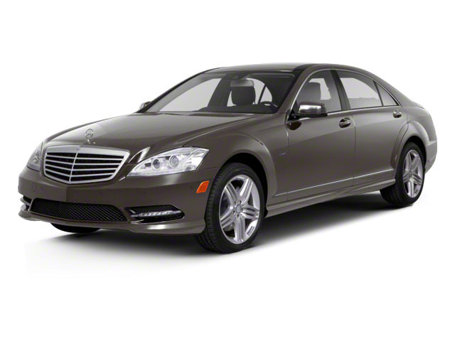 Palladium Silver Metallic 2013 Mercedes-Benz S-Class Pictures S-Class Sedan 4D S400 Hybrid photos front view