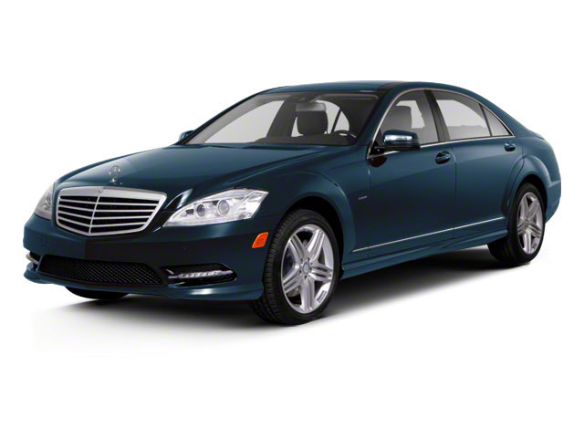Lunar Blue Metallic 2013 Mercedes-Benz S-Class Pictures S-Class Sedan 4D S550 photos front view