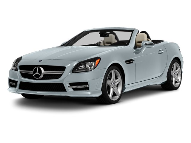 Silver Mist Metallic 2013 Mercedes-Benz SLK-Class Pictures SLK-Class Roadster 2D SLK350 photos front view