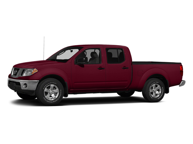 Cayenne Red 2013 Nissan Frontier Pictures Frontier Crew Cab S 4WD photos front view