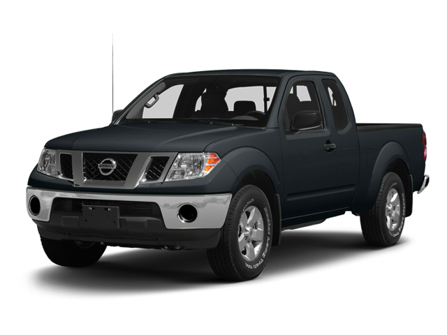 Night Armor 2013 Nissan Frontier Pictures Frontier King Cab SV 2WD photos front view