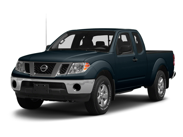 Graphite Blue 2013 Nissan Frontier Pictures Frontier King Cab SV 2WD photos front view
