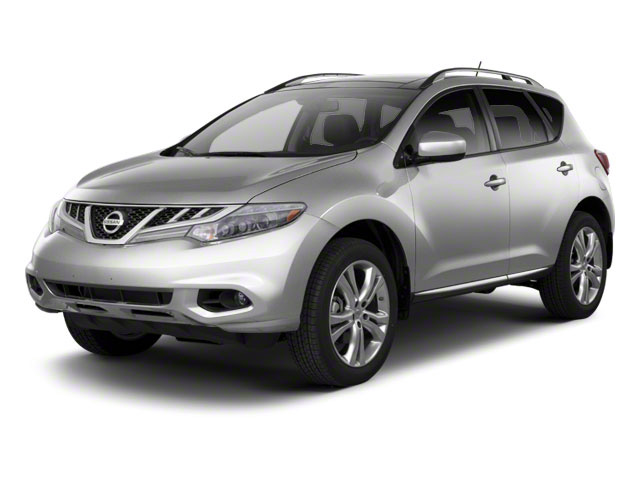 Brilliant Silver 2013 Nissan Murano Pictures Murano Utility 4D SL 2WD V6 photos front view