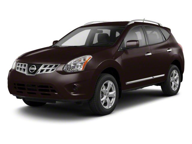 Black Amethyst 2013 Nissan Rogue Pictures Rogue Utility 4D S 2WD I4 photos front view