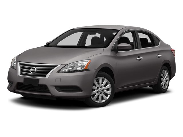 Amethyst Gray 2013 Nissan Sentra Pictures Sentra Sedan 4D S I4 photos front view