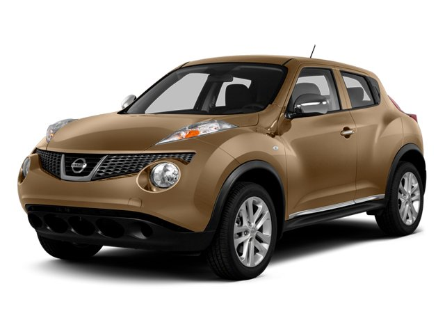 Atomic Gold 2013 Nissan JUKE Pictures JUKE Utlity 4D SL 2WD I4 Turbo photos front view