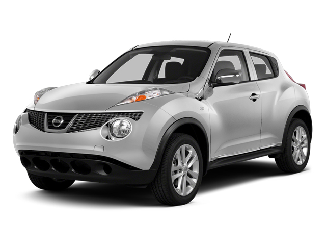 Brilliant Silver 2013 Nissan JUKE Pictures JUKE Utlity 4D SL 2WD I4 Turbo photos front view