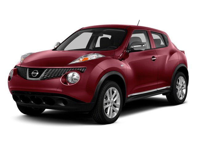 Cayenne Red 2013 Nissan JUKE Pictures JUKE Utlity 4D SL 2WD I4 Turbo photos front view