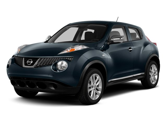 Graphite Blue 2013 Nissan JUKE Pictures JUKE Utlity 4D SL 2WD I4 Turbo photos front view