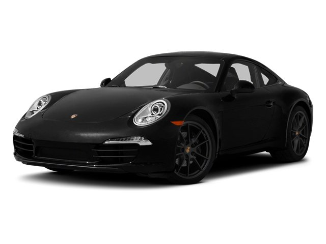 Special Order 2013 Porsche 911 Pictures 911 Coupe 2D H6 photos front view