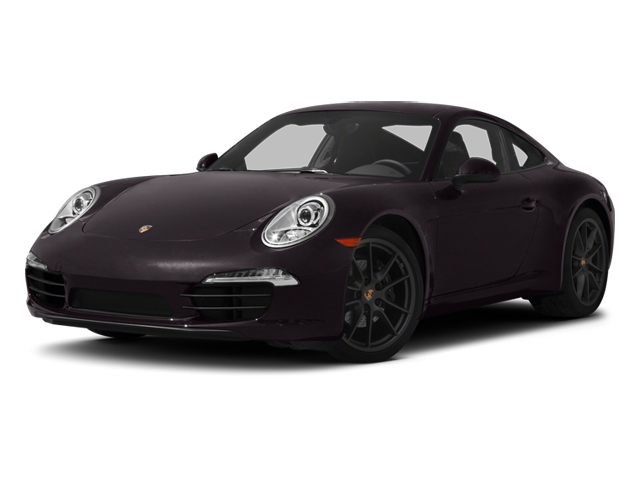 Anthracite Brown Metallic 2013 Porsche 911 Pictures 911 Coupe 2D H6 photos front view