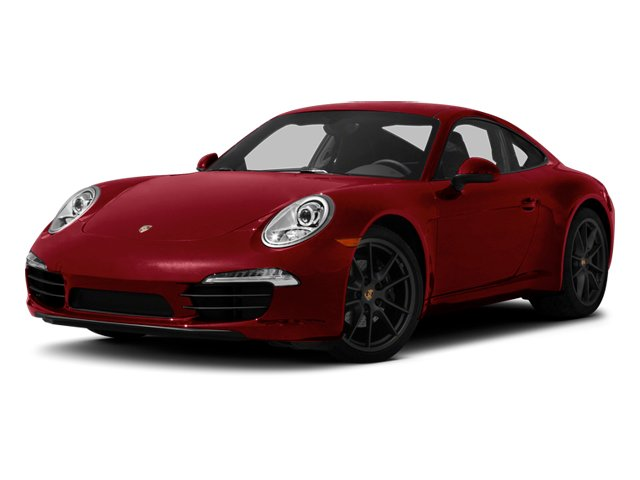 Amaranth Red Metallic 2013 Porsche 911 Pictures 911 Coupe 2D H6 photos front view