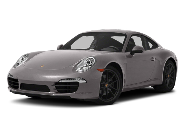 Agate Grey Metallic 2013 Porsche 911 Pictures 911 Coupe 2D H6 photos front view